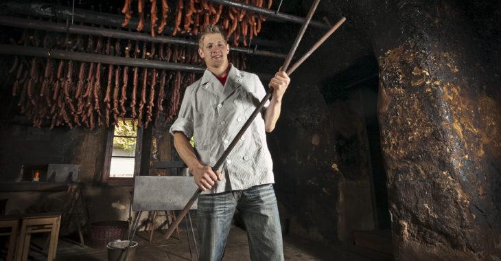 Boucher de Campagne – Stéphane Oester – Fumoir du Banneret Wisard à Grandval