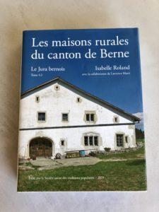 Maisons rurales du Jura bernois