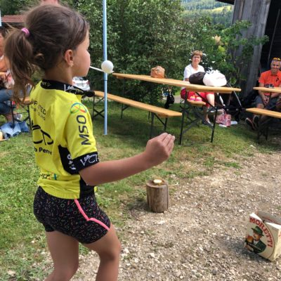 Olympic Kids Game - Banneret Wisard Jura bernois